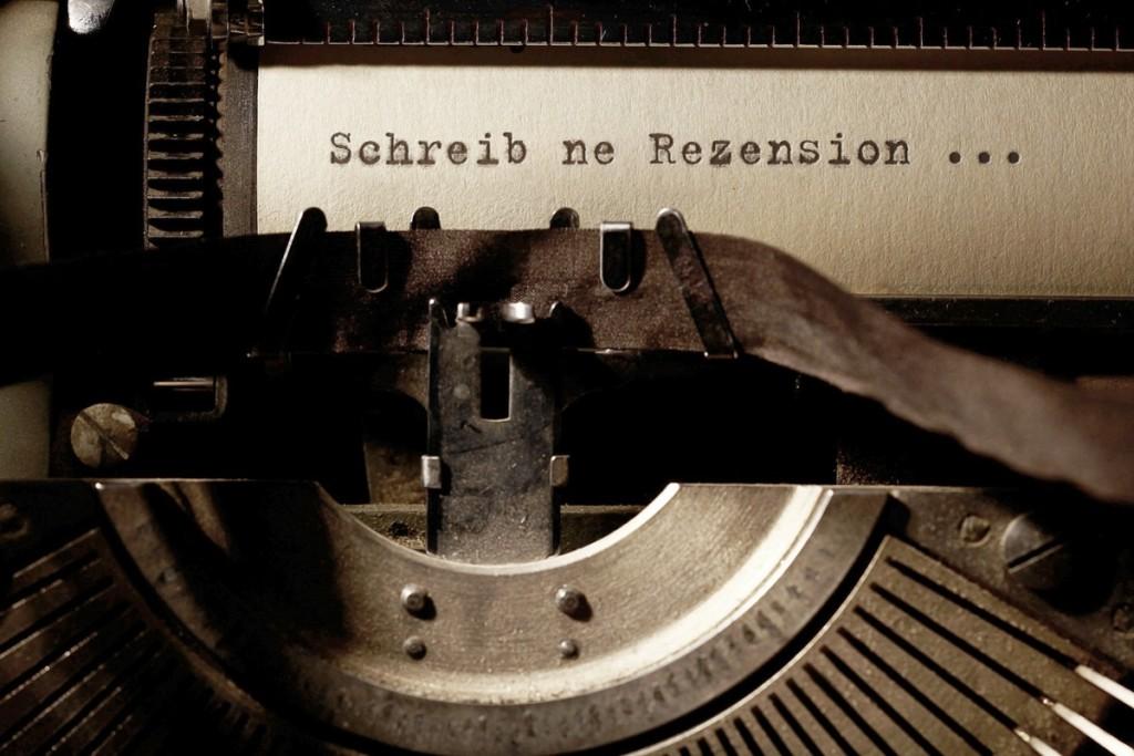 Schreib ne Rezension